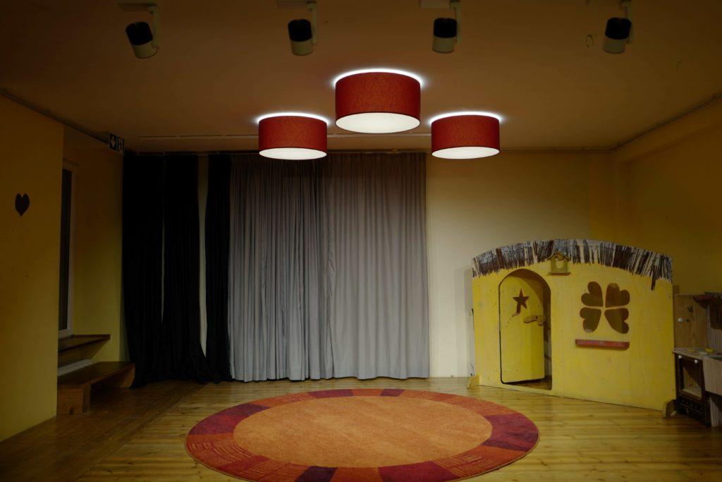 Lichtkonzept Kindergarten