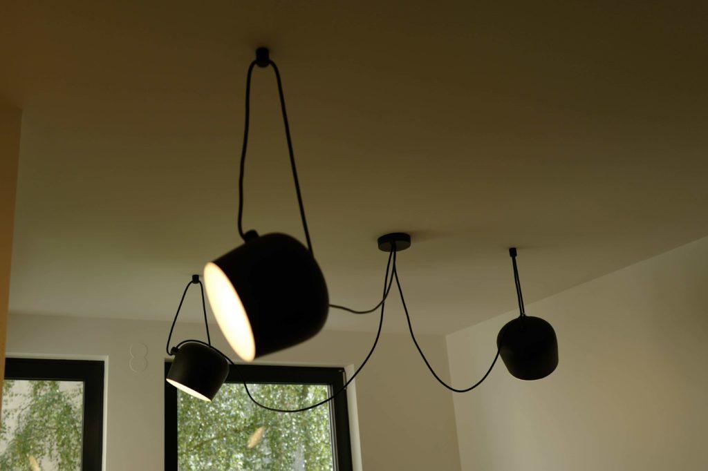 Lichtplanung Privatwohnung