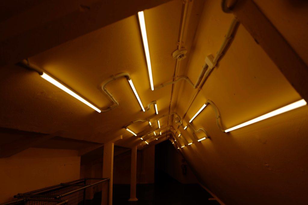 Lichtplanung Innenbeleuchtung Factory Berlin