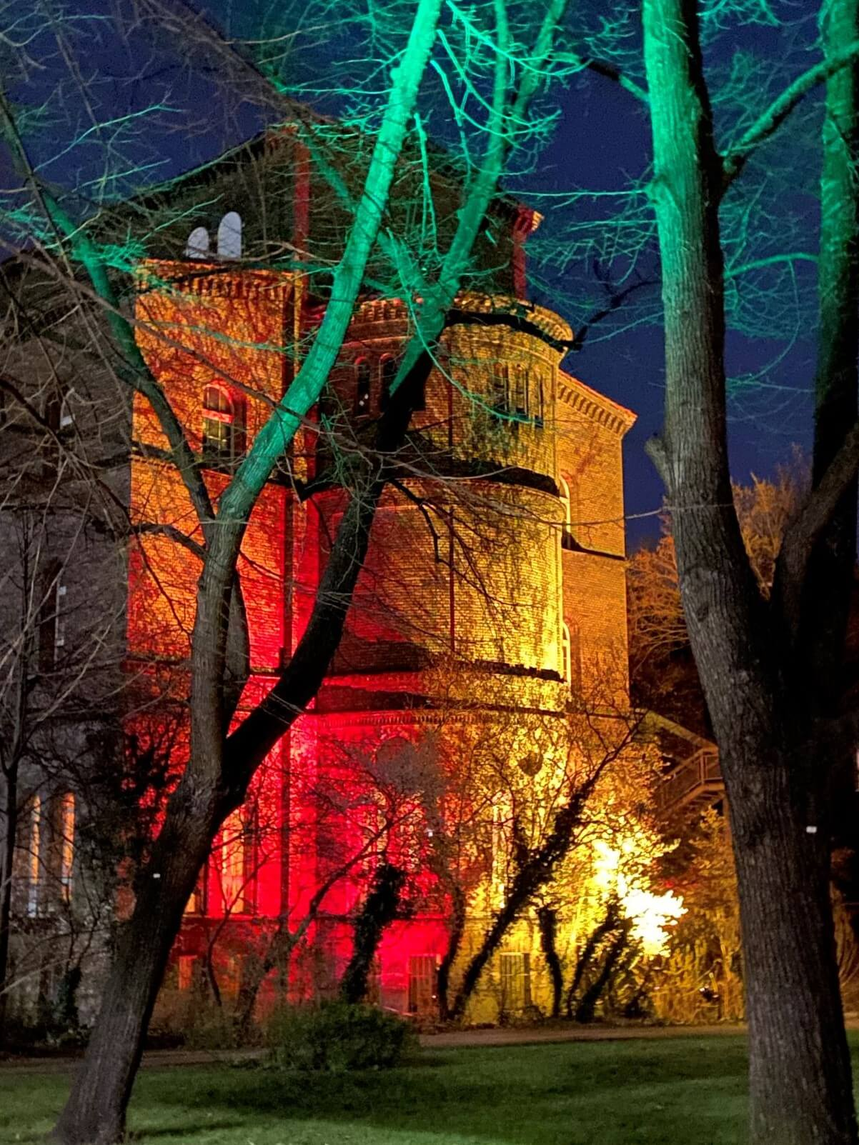 Planung Gebäudenbeleuchtung Kreuzberg